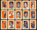 "Baseball Cards:Sets, 1952 Wheaties ""Champion Trading Cards"" Near Set (48/60). ..."