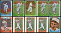 Baseball Cards:Lots, 1960 Fleer Baseball Collection (210) With Three Ted Williams Cards....