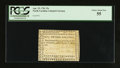 Colonial Notes:North Carolina, North Carolina April 23, 1761 15s PCGS Choice About New 55.. ...