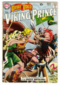 Silver Age (1956-1969):Adventure, The Brave and the Bold #23 Viking Prince (DC, 1959) Condition: VG/FN....