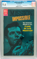 Silver Age (1956-1969):Adventure, Mission: Impossible #2 File Copy (Dell, 1967) CGC NM+ 9.6 Off-white pages....
