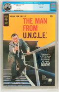 Silver Age (1956-1969):Adventure, Man from U.N.C.L.E. #2 Pacific Coast pedigree (Gold Key, 1965) CGC NM+ 9.6 White pages....