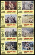 """Movie Posters:Adventure, The Long Duel (Paramount, 1967). Lobby Card Set of 8 (11"""" X 14""""). Adventure. ... (Total: 8 Items)"""