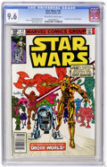Modern Age (1980-Present):Science Fiction, Star Wars #47 (Marvel, 1981) CGC NM+ 9.6 Off-white to white pages....