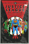 Books, DC Archive Editions: Justice League of America Volume 2 (DC, 1993)Condition: NM. Still in original shrinkwrap....