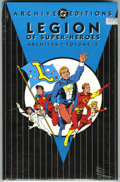 Books:Hardcover, DC Archive Editions: Legion of Super-Heroes Vol. 3 (DC, 1991)Condition: NM. ...
