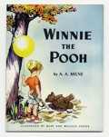 Memorabilia:Miscellaneous, Winnie the Pooh Illustrated Edition - Vancouver pedigree (Perks Publishing, 1944). Number 706 in the Mary Perks book series....