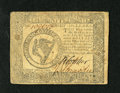 Colonial Notes:Continental Congress Issues, Continental Currency September 26, 1778 $8 Very Fine. Nicesignatures are found on this note that has a small skin mark ont...