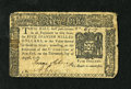 Colonial Notes:New York, New York August 13, 1776 $5 Very Good. This note at first glanceappears to be of a higher grade. Separations are found alon...