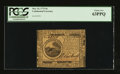 Colonial Notes:Continental Congress Issues, Continental Currency May 10, 1775 $6 PCGS Choice New 63PPQ.. ...