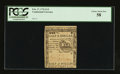 Colonial Notes:Continental Congress Issues, Continental Currency February 17, 1776 $1/2 PCGS Choice About New58.. ...