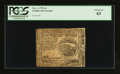 Colonial Notes:Continental Congress Issues, Continental Currency November 2, 1776 $4 PCGS Choice New 63.. ...