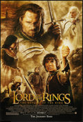 """Movie Posters:Fantasy, The Lord of the Rings: The Return of the King (New Line, 2003). OneSheet (27"""" X 40"""") DS Advance. Fantasy.. ..."""