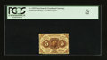 Fractional Currency:First Issue, Fr. 1229 5¢ First Issue. PCGS New 62.. ...