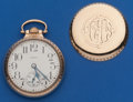 Timepieces:Pocket (post 1900), Elgin 16 Size 21 Jewel B.W. Raymond. ...