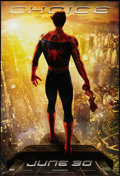 "Movie Posters:Action, Spider-Man 2 (Columbia, 2004). One Sheet (27"" X 40"") DS Advance,Choice Style. Action.. ..."