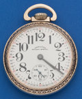 Timepieces:Pocket (post 1900), Hamilton 21 Jewel 992B Pocket Watch. ...