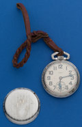 Timepieces:Pocket (post 1900), Elgin 21 Jewel 16 Size B.W Raymond. ...