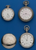 Timepieces:Pocket (post 1900), Three N.Y. Standard Pocket Watches, Two 18 size, One 16 size. ...(Total: 3 Items)