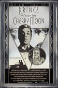 "Movie Posters:Rock and Roll, Under the Cherry Moon (Warner Brothers, 1986). One Sheet (27"" X41"") Advance. Rock and Roll.. ..."
