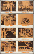 """Movie Posters:Musical, On the Town (MGM, R-1962). Lobby Card Set of 8 (11"""" X 14""""). Musical.. ... (Total: 8 Items)"""