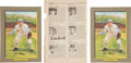 Baseball Collectibles:Others, Al Lopez and Additional White Sox Stars Signed Lot of 5....