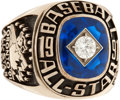 Baseball Collectibles:Others, 1991 Major League Baseball All-Star Game Ring....