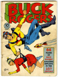 Golden Age (1938-1955):Science Fiction, Buck Rogers #2 (Eastern Color, 1941) Condition: GD+....