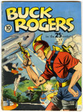 Golden Age (1938-1955):Science Fiction, Buck Rogers #1 (Eastern Color, 1940) Condition: GD....