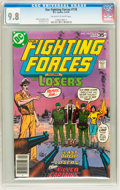 Bronze Age (1970-1979):War, Our Fighting Forces #178 (DC, 1978) CGC NM/MT 9.8 Off-white to white pages....