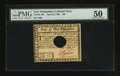 Colonial Notes:New Hampshire, New Hampshire April 29, 1780 $20 PMG About Uncirculated 50.. ...
