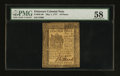 Colonial Notes:Delaware, Delaware May 1, 1777 18d PMG Choice About Unc 58.. ...
