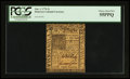 Colonial Notes:Delaware, Delaware January 1, 1776 5s PCGS Choice About New 55PPQ.. ...