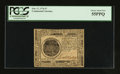Colonial Notes:Continental Congress Issues, Continental Currency February 17, 1776 $7 PCGS Choice About New55PPQ.. ...