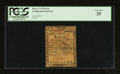 Colonial Notes:Continental Congress Issues, Continental Currency February 17, 1776 $1/6 PCGS Very Fine 25.. ...