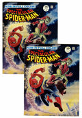 Magazines:Superhero, Spectacular Spider-Man #2 Group (Marvel, 1968) Condition: AverageVF-.... (Total: 7 Comic Books)