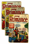 Golden Age (1938-1955):Romance, Young Romance Comics #2-10 Group (Prize, 1947-49).... (Total: 9Comic Books)