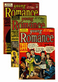 Golden Age (1938-1955):Romance, Young Romance Comics Group (Prize, 1949-50).... (Total: 7 ComicBooks)