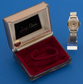 Timepieces:Wristwatch, Lord Elgin 14k Gold Wristwatch. ...