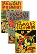 Golden Age (1938-1955):Miscellaneous, Famous Funnies Group (Eastern Color, 1950-55).... (Total: 20 Comic Books)