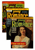 Golden Age (1938-1955):Romance, Young Romance Comics Group (Prize, 1950-51).... (Total: 8 Comic Books)