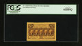 Fractional Currency:First Issue, Fr. 1282SP 25¢ First Issue Medium Margin Face Specimen. PCGS GemNew 65PPQ.. ...