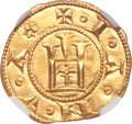 Italy: , Italy: Genoa. Anonymous Doges gold Genovino ND (1139-1339),...