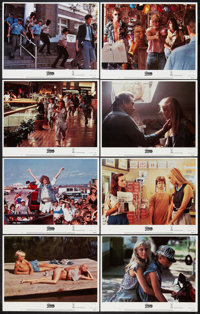 "The Legend of Billie Jean (Tri-Star, 1985). Lobby Card Set of 8 (11"" X 14""). Action. ... (Total: 8 Items)"