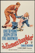 """Movie Posters:Comedy, The Farmer's Daughter (RKO, 1947). One Sheet (27"""" X 41""""). Comedy....."""