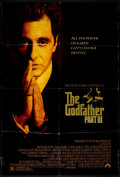 "Movie Posters:Crime, The Godfather Part III (Paramount, 1990). One Sheet (27"" X 40"") DS.Crime.. ..."