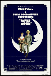 """Paper Moon (Paramount, 1973). One Sheet (27"""" X 41""""). Comedy"""