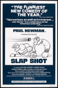 "Movie Posters:Sports, Slap Shot (Universal, 1977). One Sheet (27"" X 41"") Style B. Sports.. ..."