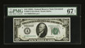 Small Size:Federal Reserve Notes, Fr. 2001-D $10 1928A Federal Reserve Note. PMG Superb Gem Unc 67 EPQ.. ...