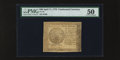 Colonial Notes:Continental Congress Issues, Continental Currency April 11, 1778 $40 PMG About Uncirculated 50.. ...